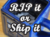 Tag: R.I.P It or Ship It